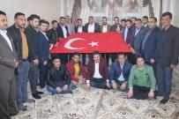 MUSTAFA AK - Akçakale'de Eller Mehmetçik İçin Semada