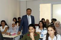 SINAV SİSTEMİ - Akdeniz Belediyesi, Sadık Gültekin'i Öğrencilerle Buluşturuyor