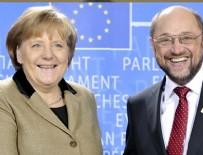 VİZE SERBESTİSİ - Almanya'da koalisyon taslağı: Türkiye'nin AB üyelik süreci durdurulsun