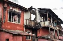 ALTıNDAĞ BELEDIYESI - Altındağ Belediyesinden Yangınzedelere Yardım Eli