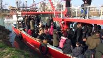 MANAVGAT IRMAĞI - Antalya'da Göçmen Kaçakçılığı Operasyonu
