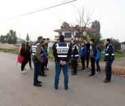 İNTERNET KAFE - Antalya'da Okul Çevreleri Denetlendi