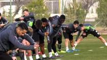 KAYACıK - Atiker Konyaspor, Galatasaray Maçı Hazırlıklarına Başladı
