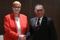 TERÖRIZM - Avustralya İle Endonezya Savunma İşbirliği Anlaşması Yaptı