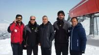 RECEP ÇETIN - Aybaba, Yıldız Dağı Kayak Merkezi'ni Gezdi
