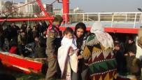 MANAVGAT IRMAĞI - Balıkçı Teknesinde 208 Kaçak Göçmen Yakalandı