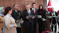 BARTIN VALİSİ - Bartınlı Kadınlardan Mehmetçiğe 'Sıcak' Destek