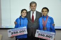 PARA ÖDÜLÜ - Başarılı Sporculara Ödül