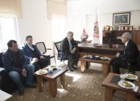 HACI BEKTAŞ-I VELİ - Başkan Çelik'ten Taziye Ziyareti