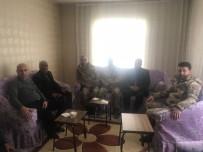 FATİH DÜLGEROĞLU - Başkan Dülgeroğlu'ndan Şehit Ailesine Ziyaret