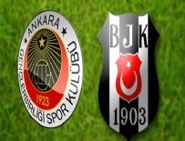 LENS - Beşiktaş Gençlerbirliği'ni 1-0 mağlup ederek yarı finale yükseldi