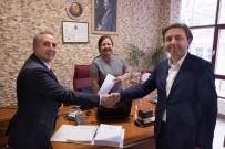 FEN BILIMLERI - Bilecik Şeyh Edebali Üniversitesi Yerleşkesi İçine Yapılacak Dev Kompleksin İmzaları Atıldı