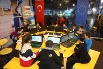 ANDROİD - Bilim Merkezi'nde Yarıyıl Etkinlikleri Sona Erdi