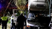 MUSTAFA YıLMAZ - Bodrum'da Trafik Kazası Açıklaması 1 Ölü