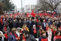Çankırılı Kadınlardan Mehmetçiğe Destek Mitingi
