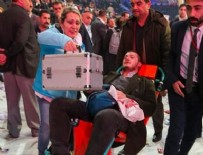CHP KURULTAY - CHP'lileri Reva Yemek mi zehirledi?