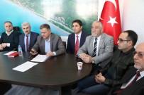 TERÖRIZM - Dernek Ve STK'lardan Mehmetçiğe 'Afrin' Desteği