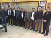 MUSTAFA GÜVENLI - EGC'de Ziyaret Mesaisi Sürüyor