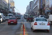 ARAÇ SAYISI - Erzurum Taşıt Sayısında Yüzde 4.5'Lik Artış