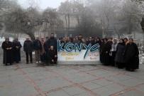 KADIR TOPBAŞ - Esenlerliler Mevlana Diyarı Konya'yı Geziyor
