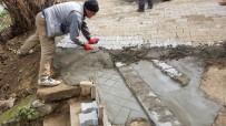 GÖKHAN KARAÇOBAN - Esentepe Mahallesinde Çalışmalar Tüm Hızıyla Devam Ediyor