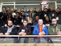 TÜRKIYE SPOR YAZARLARı DERNEĞI - Gazetecilerden Kanser Hastalarına Destek