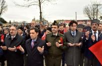 MUSTAFA MASATLı - Gazilerden Mehmetçiğe Destek Yürüyüşü
