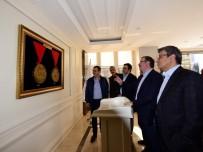HAYVANAT BAHÇESİ - Genel Sekreter Bayram, Gaziantep'i Ziyaret Etti