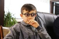 Görme Engelli Kardeşlere Teleskobik Gözlük