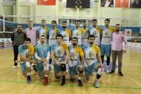 PLAY OFF - Haliliye Voleybol Takımı,  Tokat Maçına Hazır