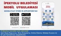 APP STORE - İpekyolu Belediyesi Artık Mobil Uygulamalarda