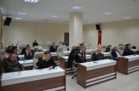 KOMİSYON RAPORU - İznik Belediye Meclisi Toplandı