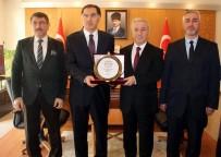 KAMU BAŞDENETÇİLİĞİ - Kamu Başdenetçisi Malkoç Açıklaması