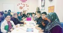 PİRİ REİS - Kartepeli Çocuklar Anneleriyle Doyasıya Eğlendi