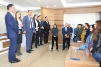 HıZıR - Kayapınar 'Hızır Projesi' Personelleri İle Toplantı Yapıldı
