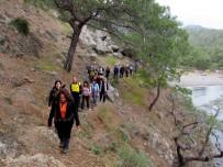 KARAKUYU - Kepez'den Doğa Yürüyüşü