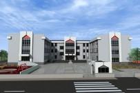HAKAN TÜTÜNCÜ - Kepez Mehmet Akif Ersoy'a Yeni Okul