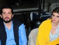 KEREM TUNÇERİ - Kerem Tunçeri yeni aşkı Sinem Ökten ile objektiflere yansıdı