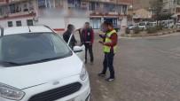 Kızıltepe'de Polisten Sıkı Denetim