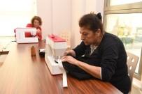 KONYAALTI BELEDİYESİ - Konyaaltı Kadın Sanat Lokali'nde Kayıtlar Devam Ediyor