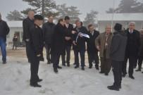MEHMED ALI SARAOĞLU - Kütahya Ve Uşak Protokolü, Muratdağı Termal Kayak Merkezi'nde