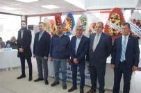 İBRAHİM ERGİN - Lapseki Şoförler Odası Başkanı İbrahim Ergin Oldu