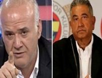 DERİN FUTBOL - Mahmut Uslu'dan Ahmet Çakar'a olay cevap! 'Onu ... ... gönderirim.'