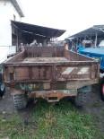 DURASıLLı - Manisa'da Römork Hırsızları Yakalandı