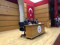 Midyat'ta 'Okul Güvenliği' Toplantısı Yapıldı