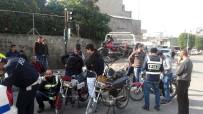 ELEKTRİKLİ BİSİKLET - Motosiklet Ve Elektrikli Bisiklet Uygulamasında 36 Bin 274 Lira Para Cezası