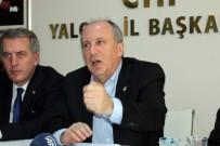 PARTİ MECLİSİ - Muharrem İnce Eleştirilerini Sürdürdü