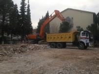 ABDURRAHMAN ÖZ - Nazilli Mesleki Ve Teknik Anadolu Lisesi'nin Binaları Yenileniyor