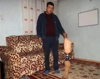 PROTEZ BACAK - Ölen Eşinin Protez Bacağını Bağışlamak İstiyor