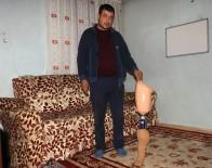PROTEZ BACAK - Ölen Eşinin Protez Bacağını Bağışlayacak İhtiyaç Sahibi Arıyor